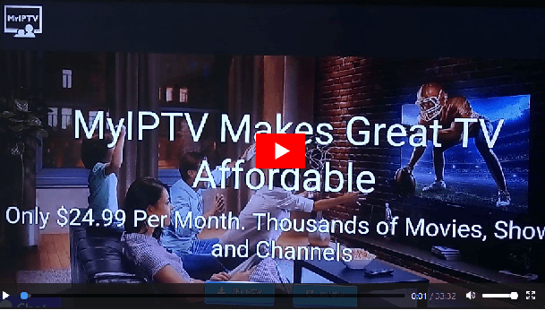 My IPTV Review 2019 - IPTV Free Trial | Watch TV Online