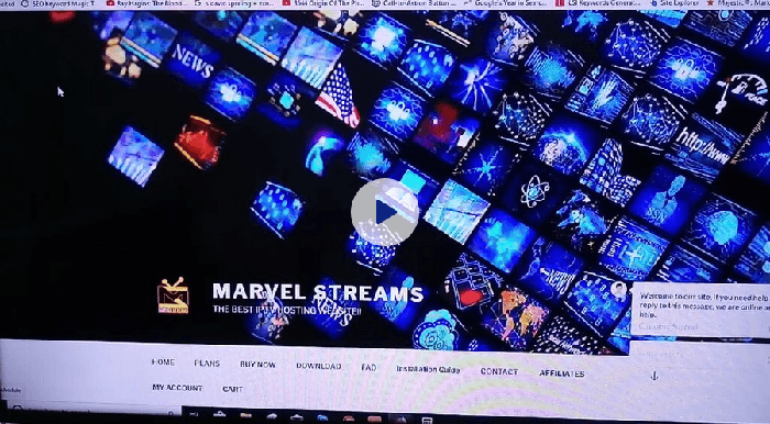 Marvel Streams